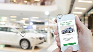 Site web automobile
